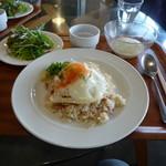 ノマド - 料理写真:カオパッド