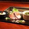 赤坂 みすじ - 料理写真:肩三角の炙り