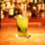 Bar Tiare - ドリンク写真:パクチー