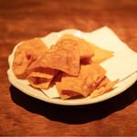Bar Tiare - 乾きもの