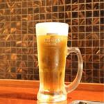 赤坂 みすじ - 生ビール