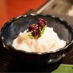 赤坂 みすじ - 白センマイ