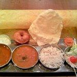 ゴヴィンダス - ディナーセット(南インド)
