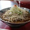 彦三 - 料理写真:冷がけ蕎麦(大盛)