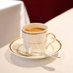 レストラン アラジン - 食後のコーヒー