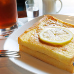 ワンモア - 料理写真:フレンチトースト
