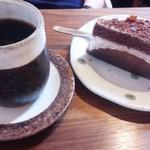 カプリ コーヒー ビーンズ - コーヒーとケーキ