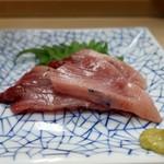 家庭料理 小川 - カツオの造り