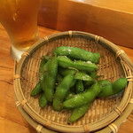 八百保 - 八尾の枝豆400円