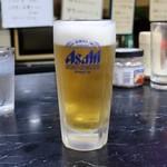 京橋マキノ家 緑橋店すず家 - 生ビール
