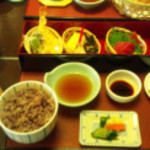 きくすい - ミニ懐石定食
