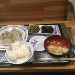68362915 - 水餃子定食