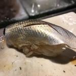 第三春美鮨 - 小鰭 54g 投網漁 熊本県天草