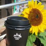 ローソン - ドリンク写真:MACHIコーヒーS 100円(内税)。