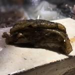 第三春美鮨 - 星鰈 3kg 活〆 黒皮 備長炭炙り 刺し網漁 宮城県七ヶ浜