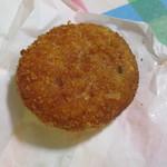 溶岩窯のパン工房グラスハープ - 料理写真:田無カレーパン