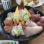 シェット - 【2017.6.1】海鮮丼¥900