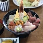シェット - 【2017.6.1】多彩なお刺身。
