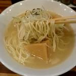五ノ神水産 - 麺リフト