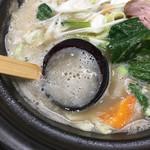 せんじゅ 麺処 猪太 -