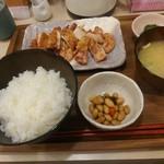 ゆかり食堂 - おまかせ定食 500円(税込)