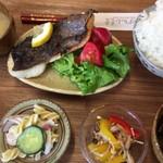しげちゃん食堂 - 石鯛塩焼き