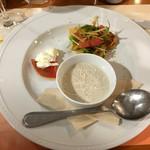 ラ・フレッチャ - 冷菜3種