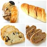 68376070 - スライスパンセット (3種類のパンの詰め合わせ)