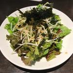 李朝園 - チョレギサラダ