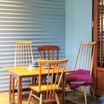 バーミリオンカフェ - テラス席