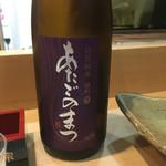 すし文 - ドリンク写真:日本酒
