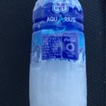 ファミリーマート - アクエリアス冷凍 163円