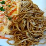 中国料理 香楽 - 日替わりランチ(700円)のオムソパ