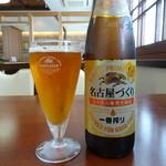 中国料理 香楽 - 瓶ビール(630円)