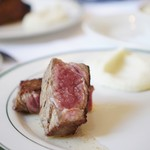 Wolfgang's Steakhouse by Wolfgang Zwiener - 料理写真:フィレとサーロイン