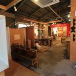 13倉庫 - 倉庫内