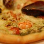 プリモピアット - 料理写真:ピザ アップ