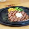 伝説のステーキ屋 - 料理写真: