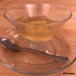J一行樹 - かづの短角牛イチボのコンソメジュレと澄ましバター