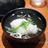 Yamagishi - 料理写真:御椀