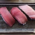 回転寿司 江戸ッ子 - 鮪