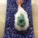 回転寿司 江戸ッ子 - 海老