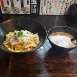 麺屋一寸星 - 濃厚魚介つけ麺