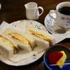 カフェ・バール こうべっこ - 料理写真:モーニング  たまごサンド ¥500
