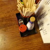 手打そば やまと - 料理写真:テーブル上