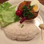 カレー食堂 リトル・スパイス - キーマカレー