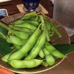 にんじんや - 枝豆