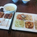 ザ プラチナム - お料理