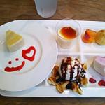 ザ プラチナム - デザート