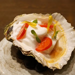 sincere - 料理写真:岩牡蠣